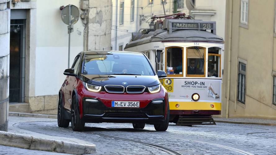 In July 2019, BMW Group Plug-In EV Car Sales Barely Exceeded 10,000
