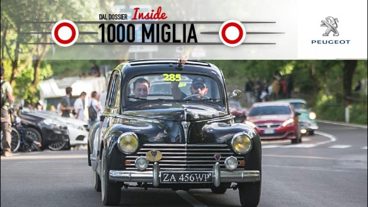 [Copertina] - Inside Mille Miglia, da Parma a Brescia