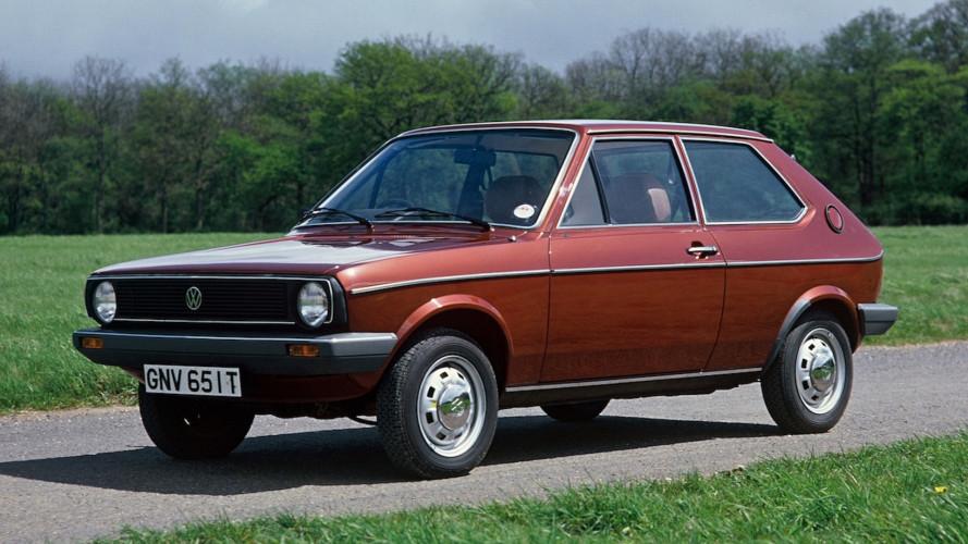 1975 Volkswagen Polo: герой своего времени