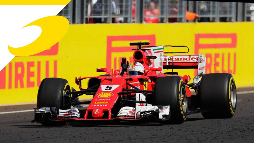 Ferrari F1, per Vettel