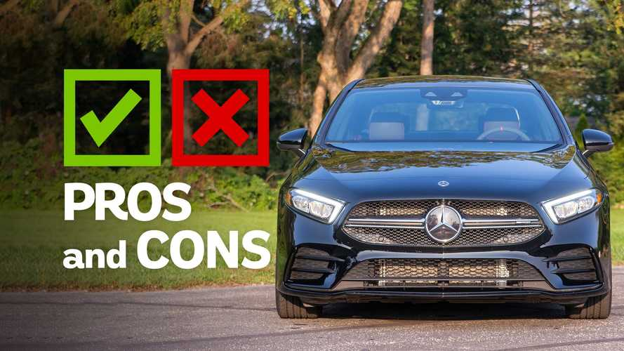 2020 Mercedes-AMG A35: Pros And Cons
