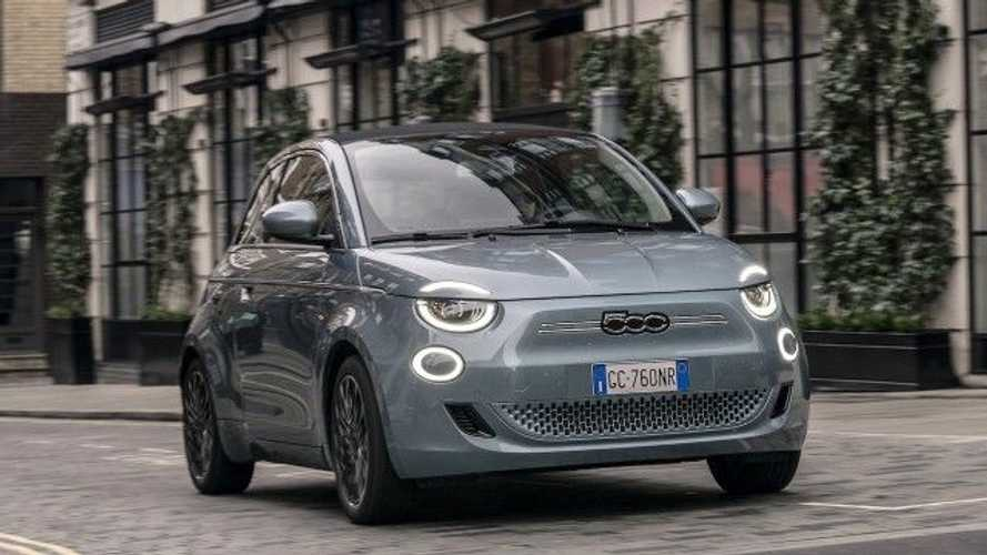 Fiat 500e Dominates Italy's EV Market In December: BEV Sales Grow 8-Fold