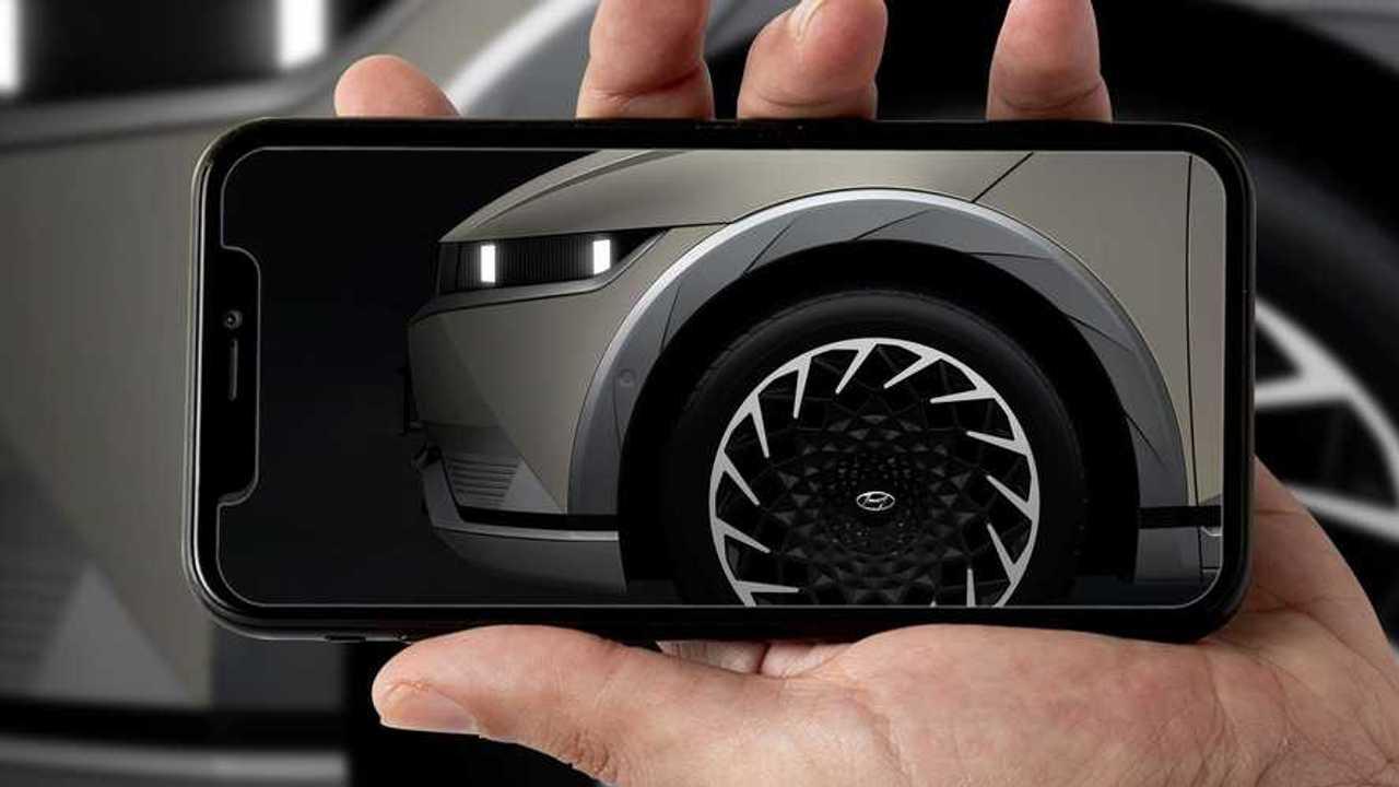 Hyundai ioniq 5 premiere template