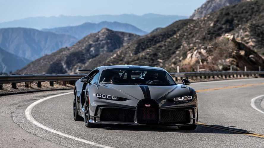 Bugatti Chiron Pur Sport 2021, a prueba: salto al hiperespacio