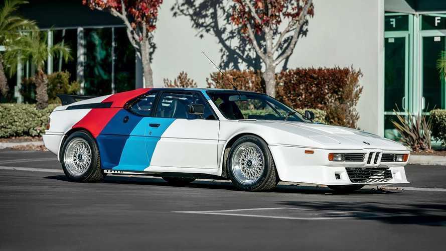 El BMW M1 de Paul Walker ya ha cambiado de dueño