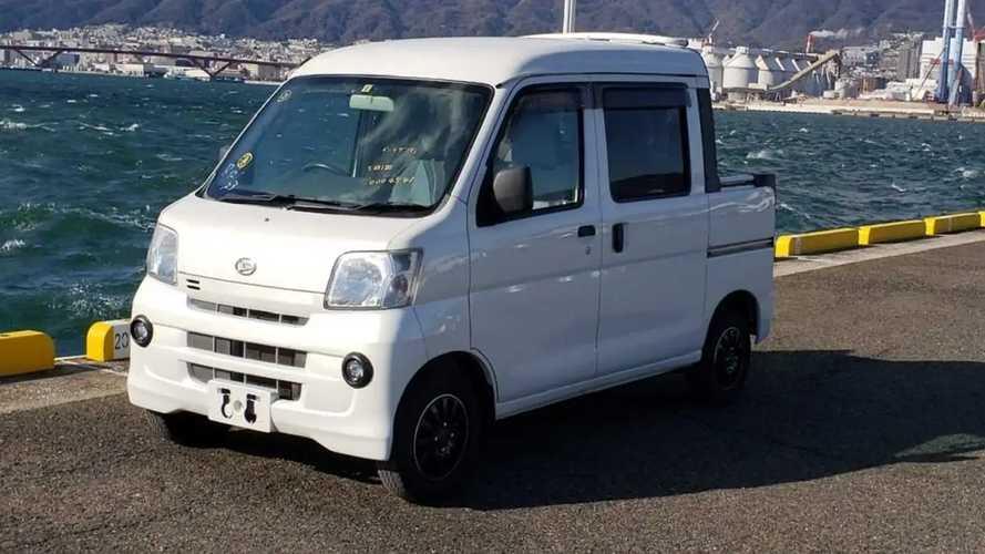 Daihatsu Hijet Deckvan for sale