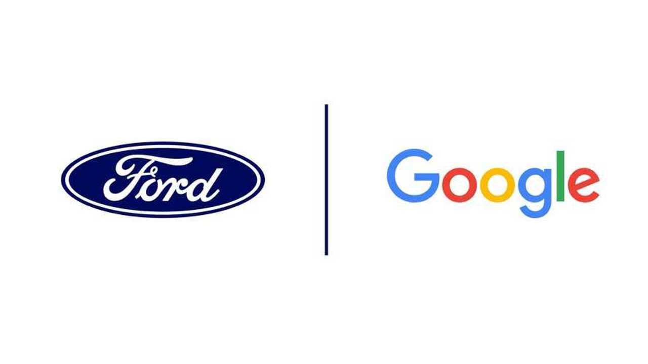 Parceira Google e Ford