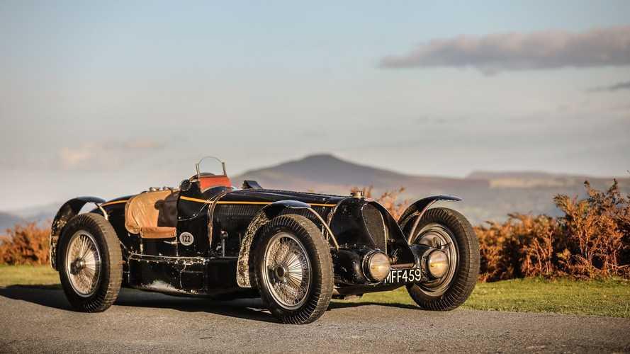 Los 5 coches más caros subastados en 2020... ¡fueron todos Bugatti!