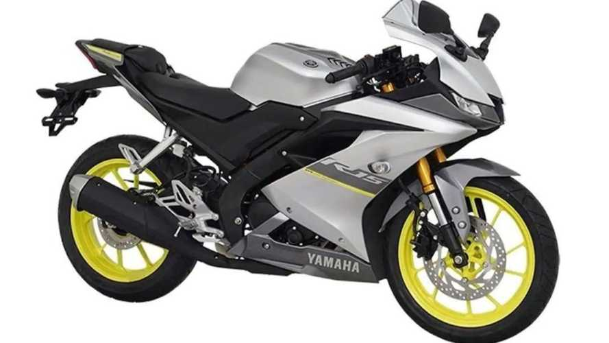 The 2021 Yamaha R15 V3 Races Into Indonesia