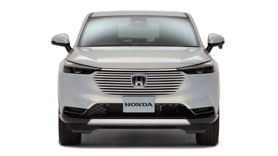 2022 Honda HR-V global version
