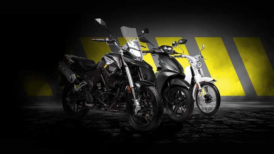 Motron Motorcycles, la M gialla è il nuovo marchio di KSR
