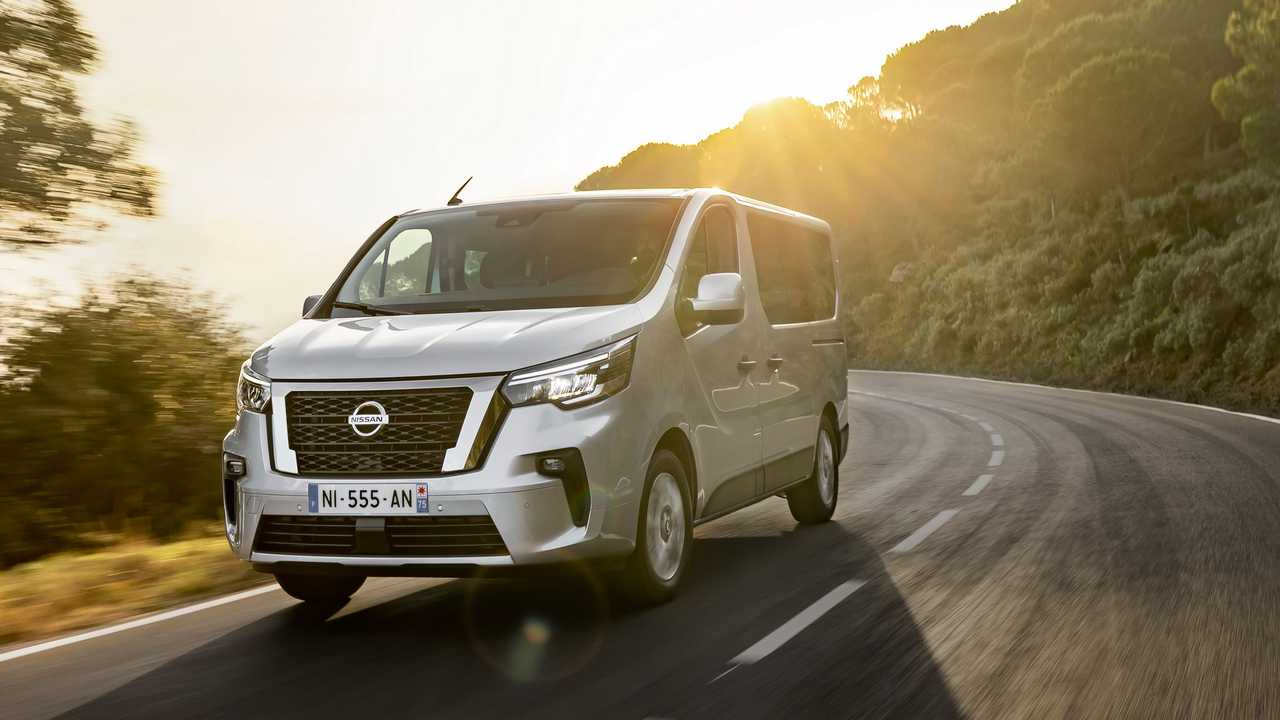 Nissan NV300 Combi 2021