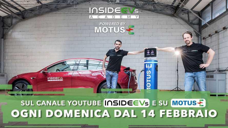 InsideEVs e Motus-E insieme per la prima Academy sull'auto elettrica