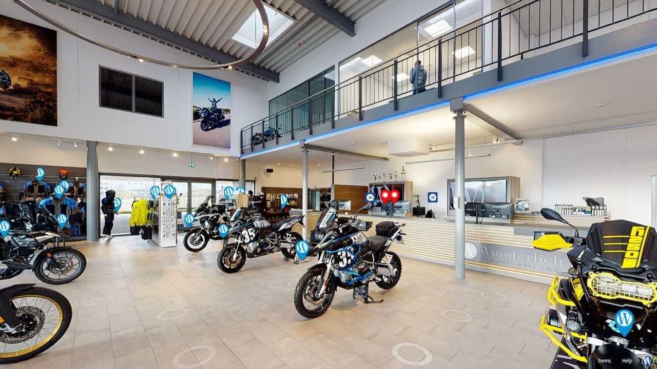 Wunderlich showroom virtuale 2021