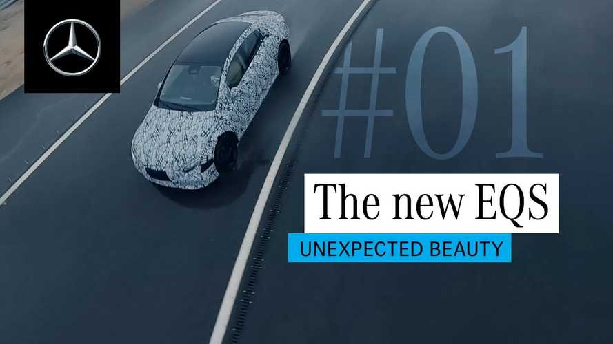 Mercedes-Benz Teases EQS' Design, Performance And Tech In New Video