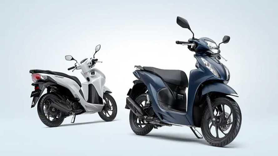 2021 Honda Dio Breaks Cover In Japan
