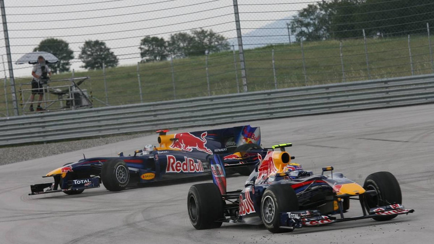 Marko, Horner blame Webber and engineer for crash