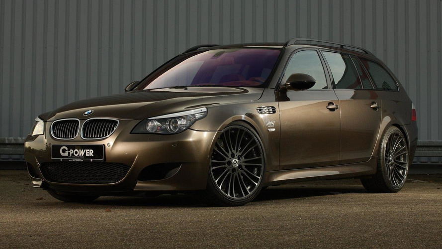 G-Power Hurricane RS Touring - based on M5