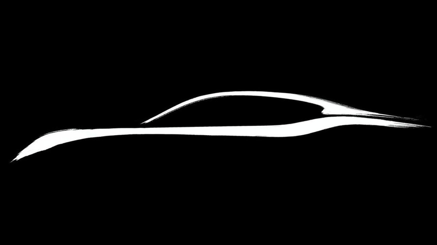 Infiniti M performance luxury sedan teaser released