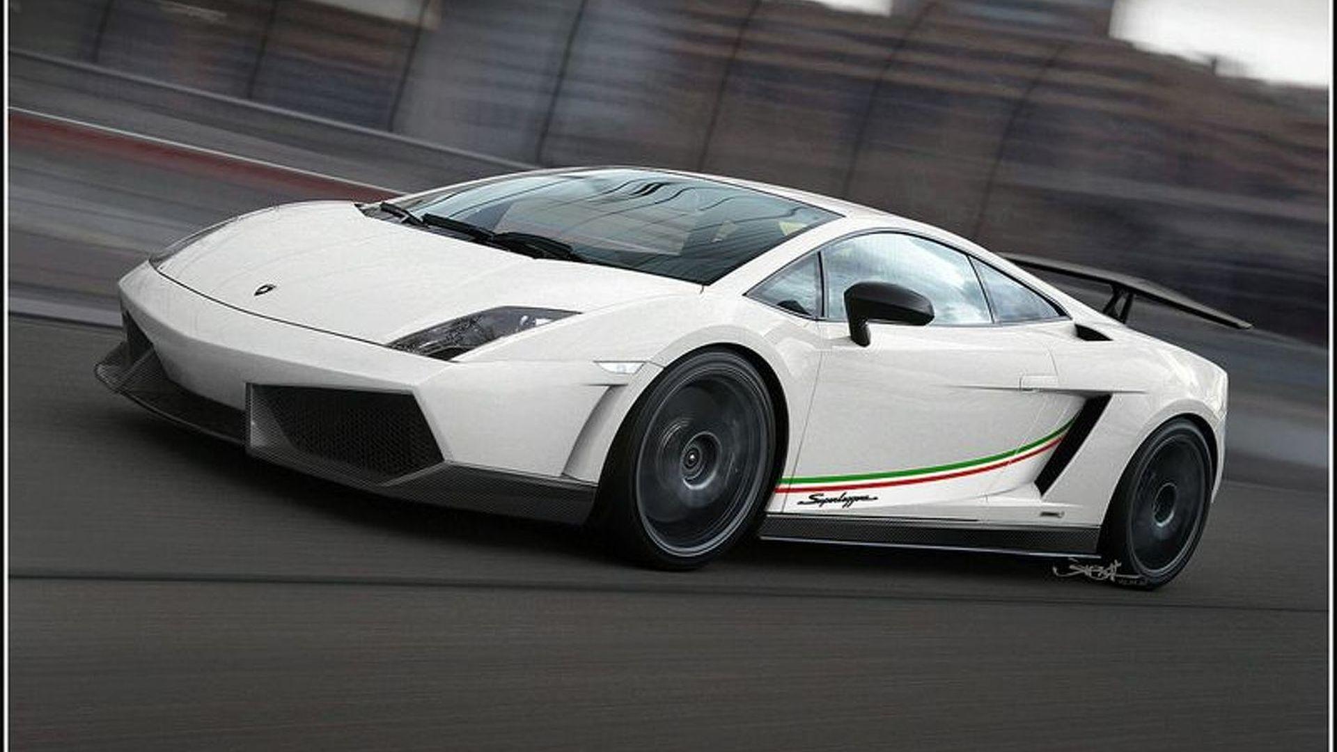 Lamborghini Gallardo Lp570 4 Superleggera Further Details And