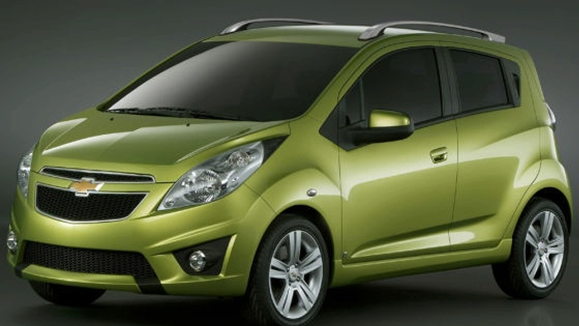 2010 Chevy Spark Photo Leaked Aka Beat Concept 2009