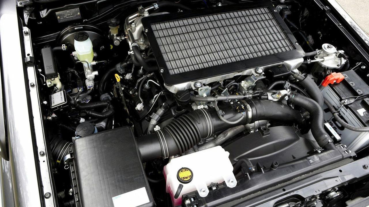 2007 Toyota Landcruiser 70 Series 4 5 Litre V8 Turbo Diesel Engine