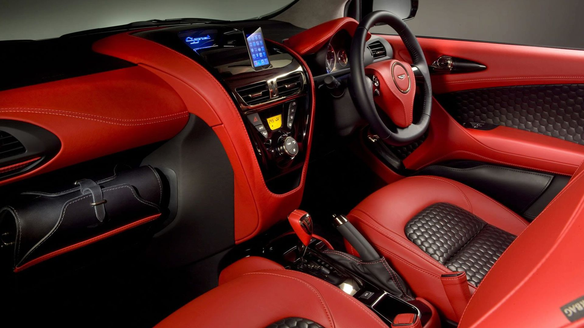 Aston Martin Cygnet Reserved Only For Aston Owners Report