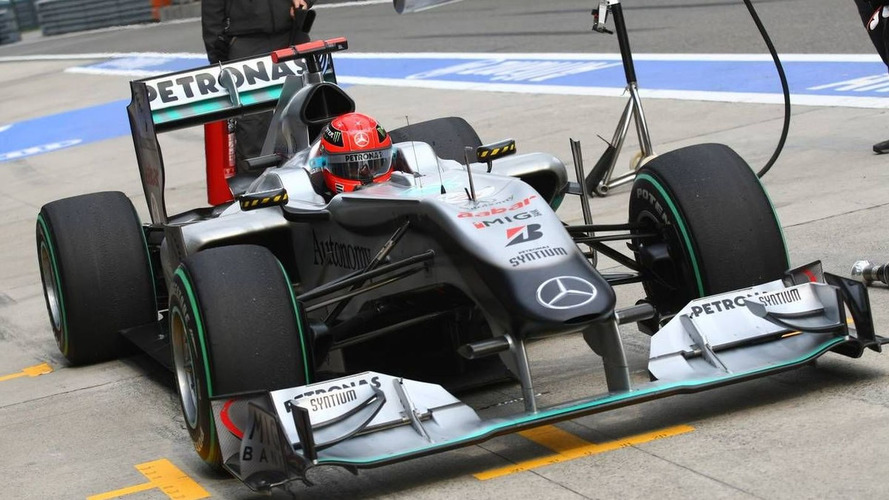 Mercedes F-duct 'promising' after Friday debut