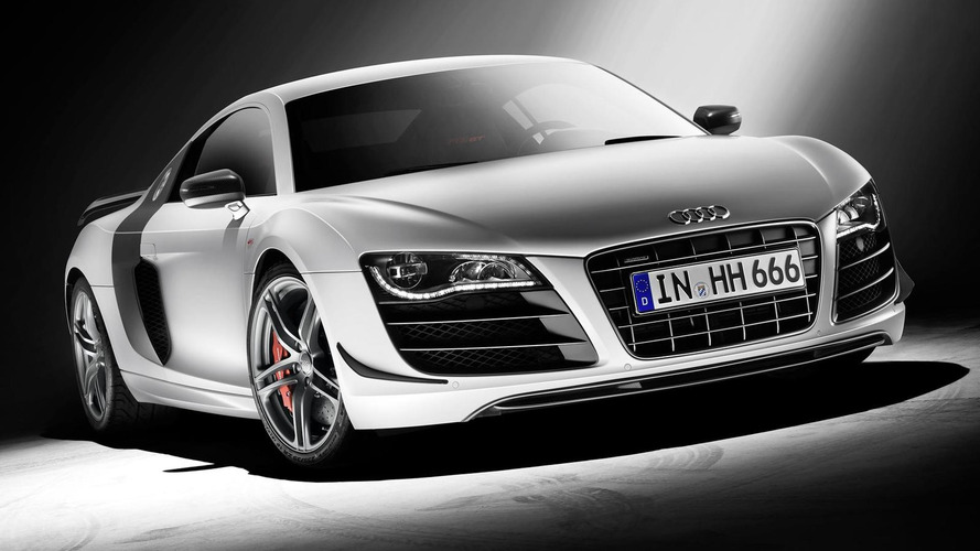 Hardcore Audi R8 GT Revealed