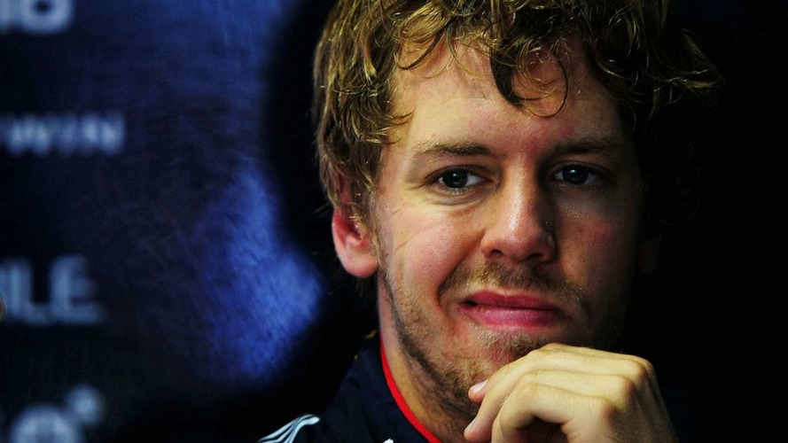 Vettel beaten to German sports award