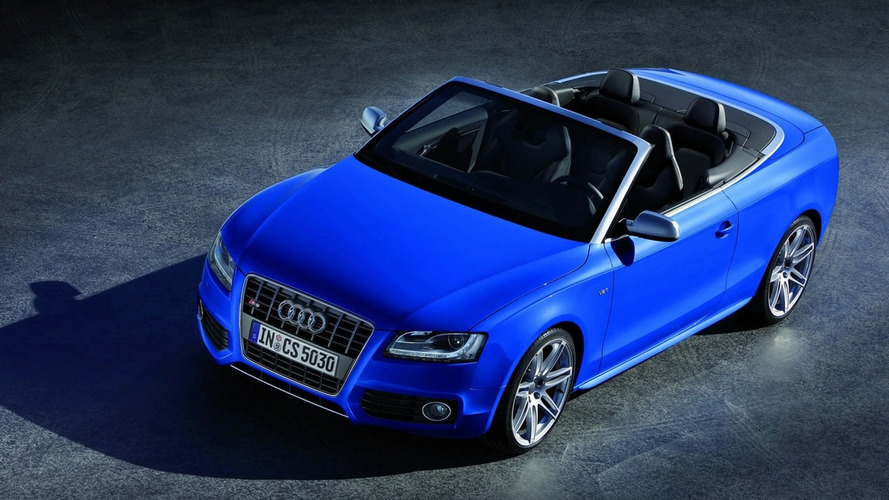 2010 Audi S5 Convertible Uk Pricing Announced
