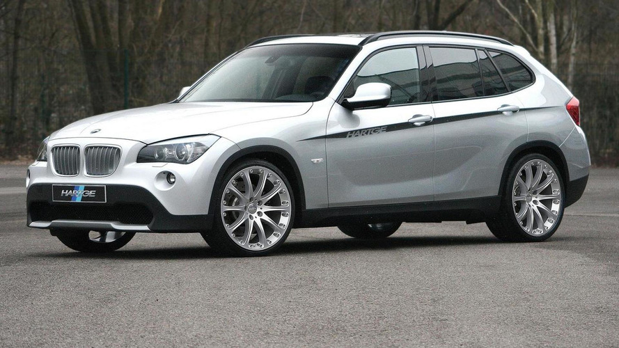 BMW X1 by Hartge gets a power boost