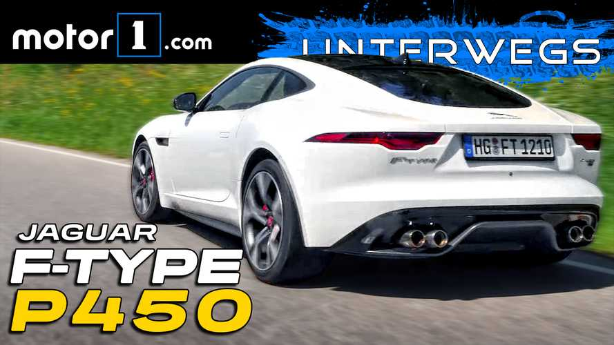 Video: Jaguar F-Type P450 AWD im Test - War früher mehr Donnerwetter?