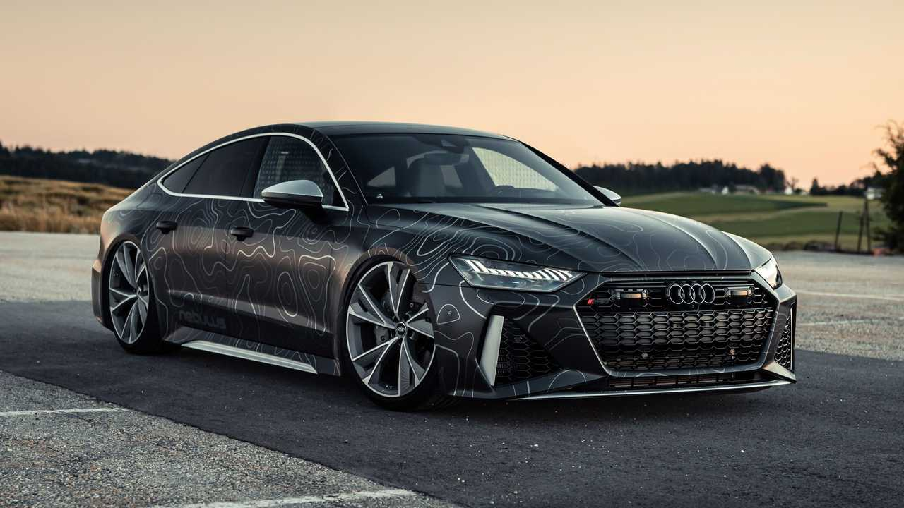 Audi RS7 2020 por Black Box-Richter
