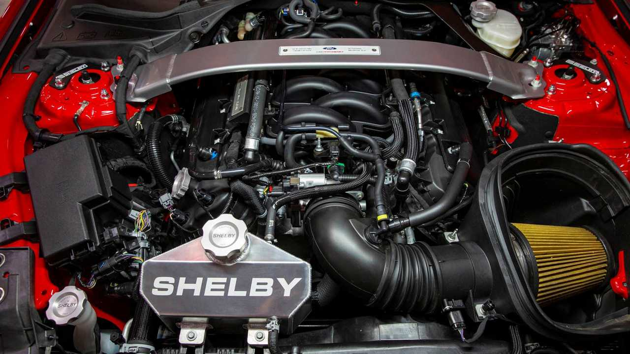 Ford Mustang Shelby GT350SE Shelby America Signature Edition