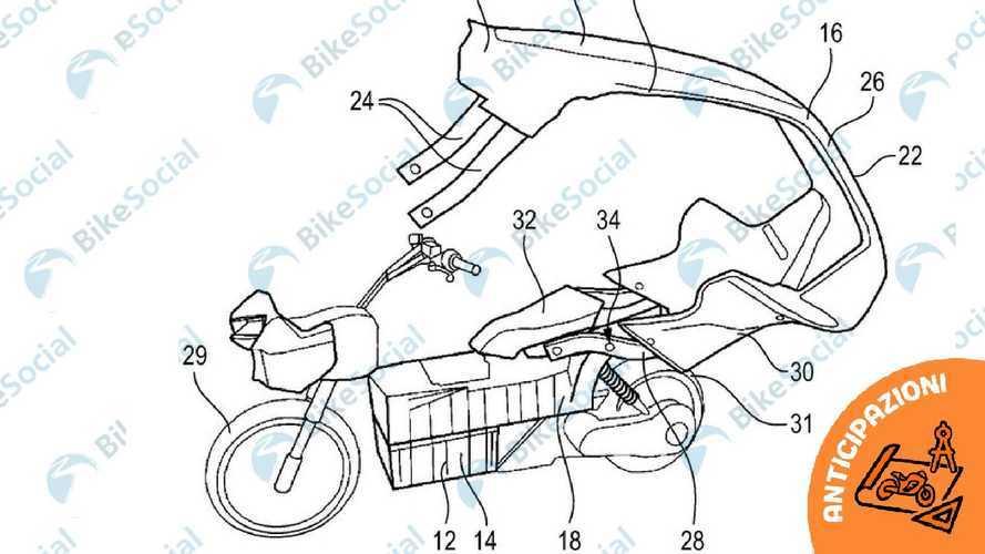 BMW C1, potrebbe tornare elettrico e hi-tech