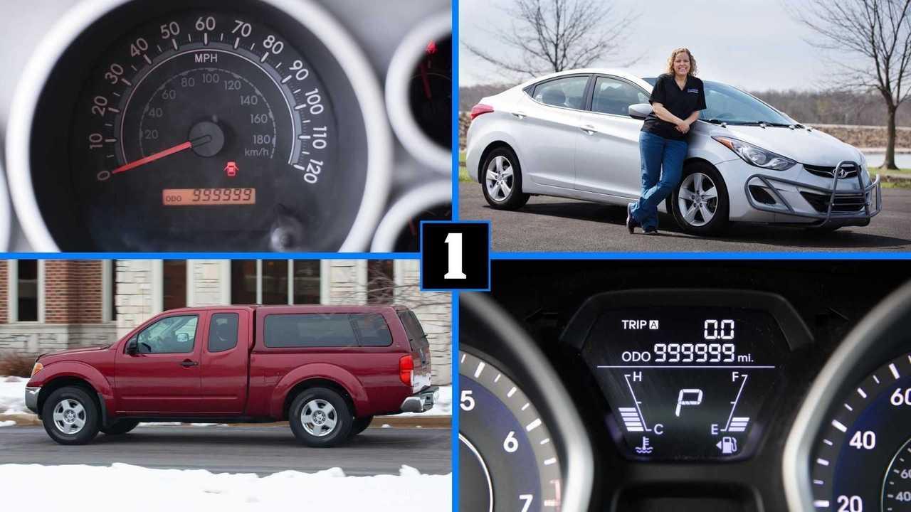 7 автомобилей с пробегом больше 1 000 000 км