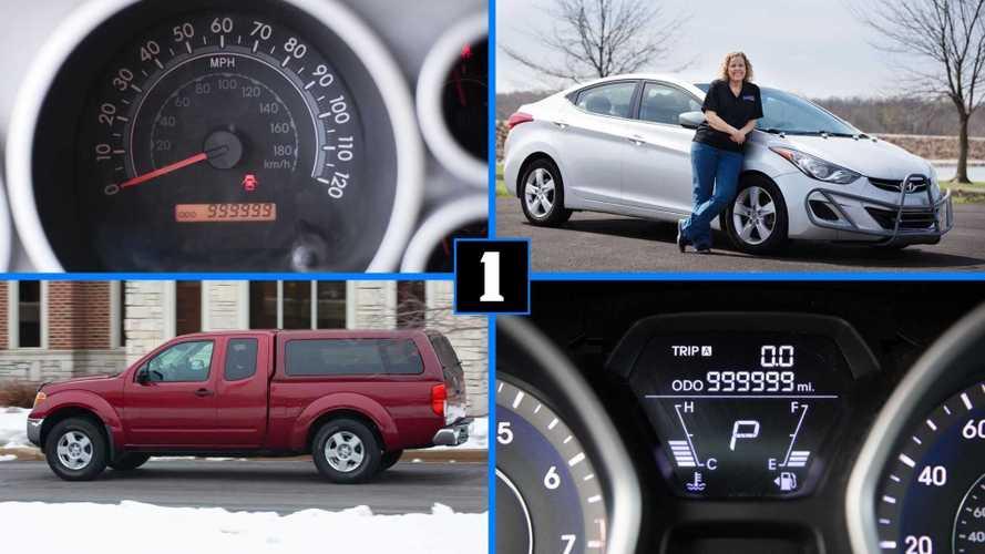 7 автомобилей, перешагнувших рубеж в 1 000 000 километров