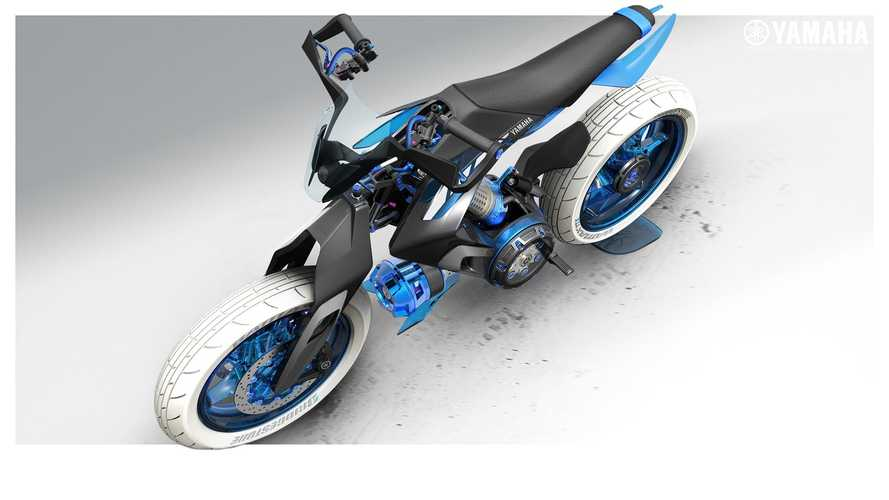 Yamaha XT 500 H2O Edition