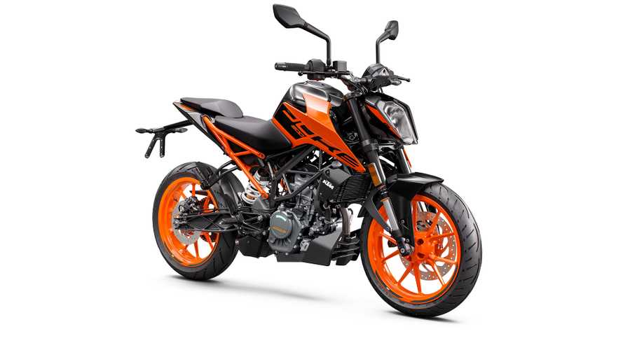 2020 KTM 200 Duke Shows Up In U.S. CARB Filings