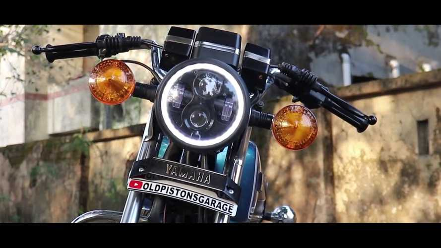 Relax With This Yamaha RX100 Rebuild Video