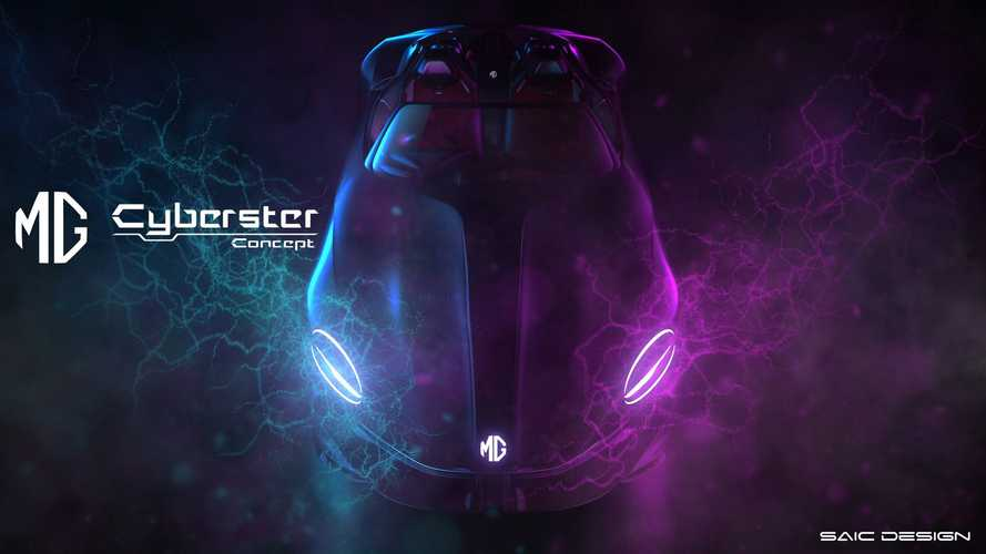 MG Cyberster Mixes Cybertruck And Roadster Into Stylish Package