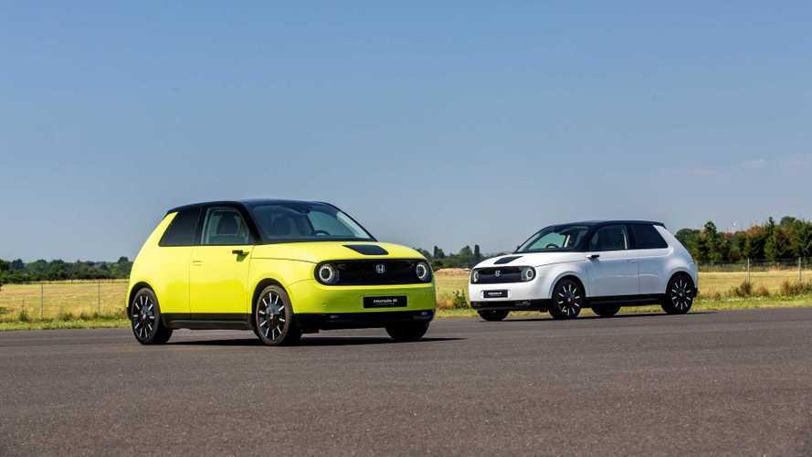 Немецким «Автомобилем года» впервые стал японец. Это Honda e