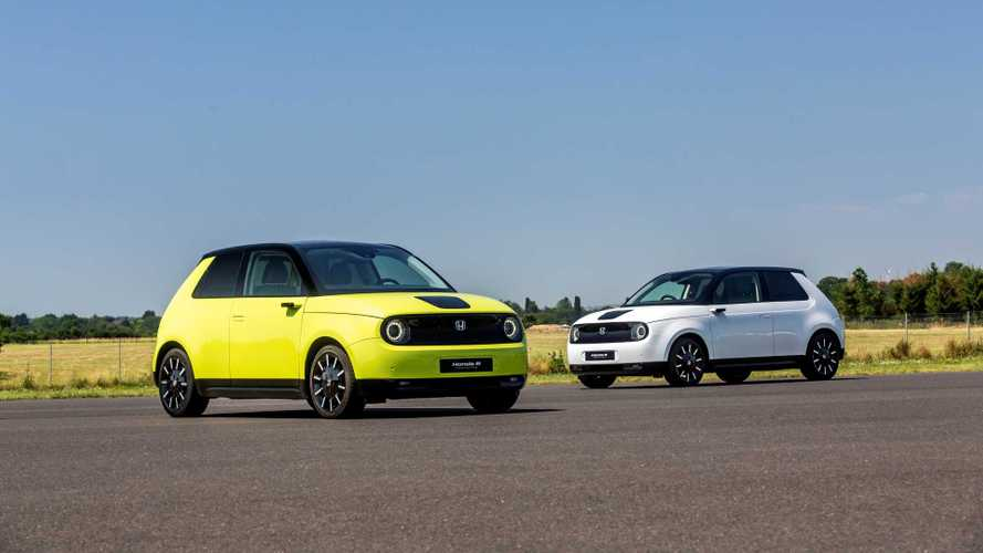 Honda E: Mini наших дней?