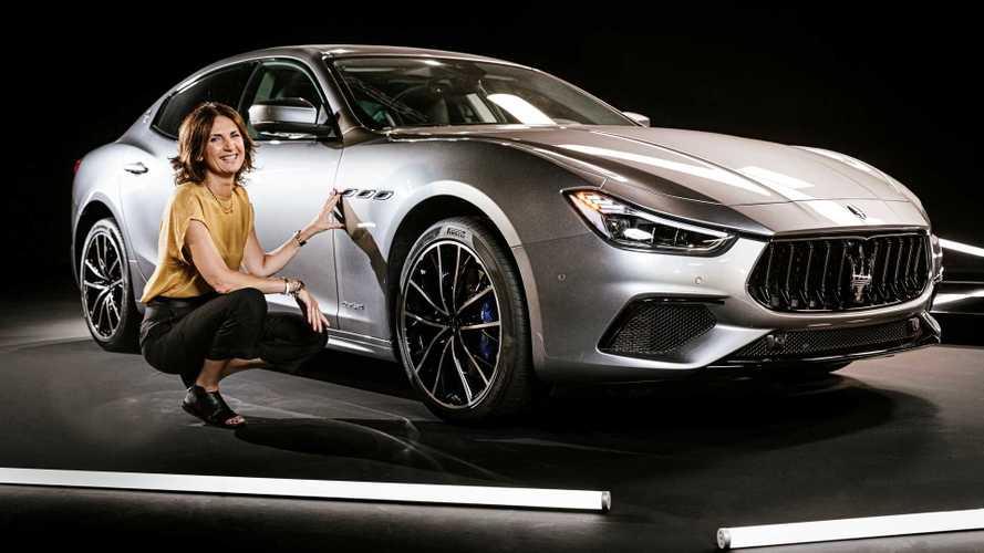 Обновленный Maserati Ghibli оказался умеренным гибридом