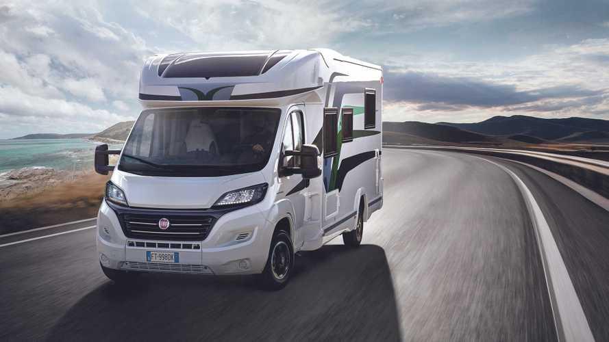 Fiat Ducato Camper, la nuova campagna social