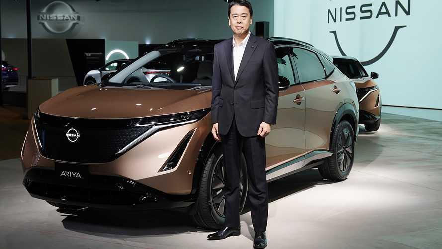 Nissan Ariya chegará ao Reino Unido importado do Japão, por culpa do Brexit