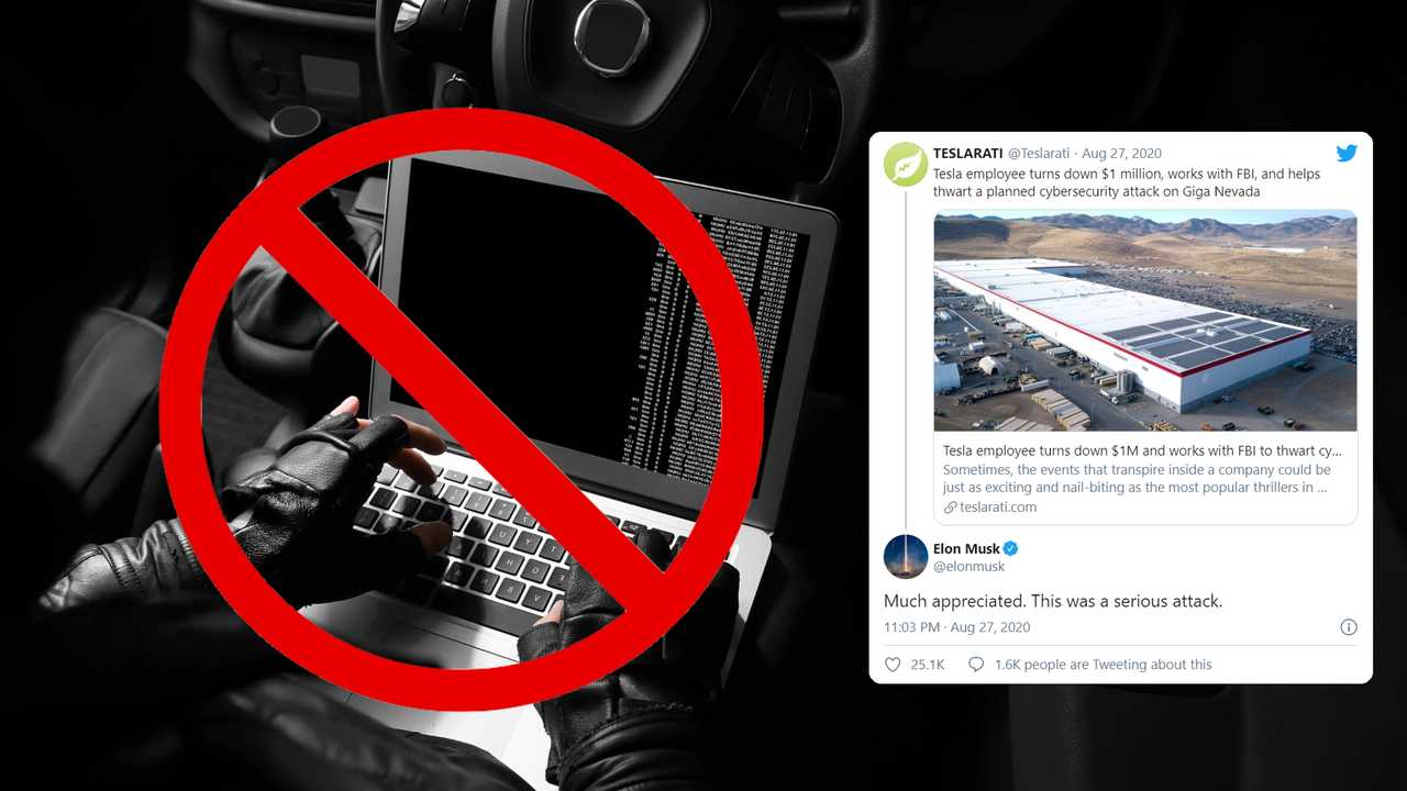 Elon Musk Confirms Tesla Was The Target Of Russian Hacker Attack