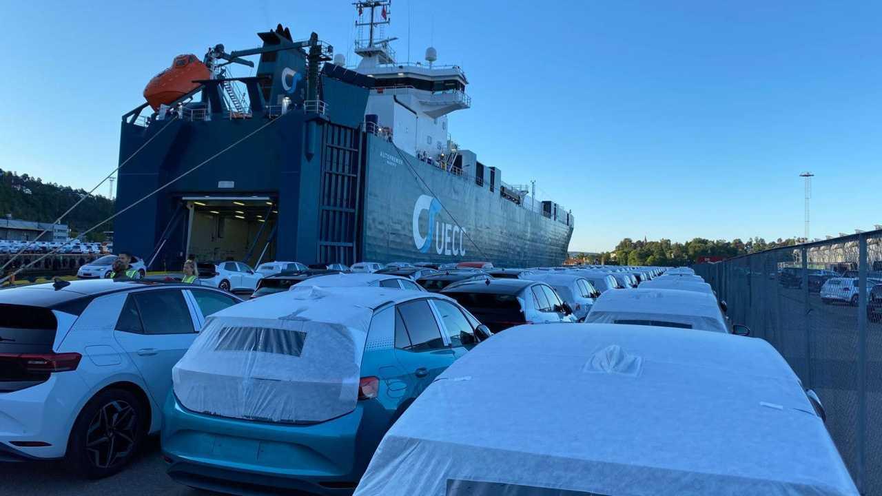 Volkswagen ID.3 Landed In Norway