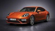 Porsche Panamera vs Porsche Taycan